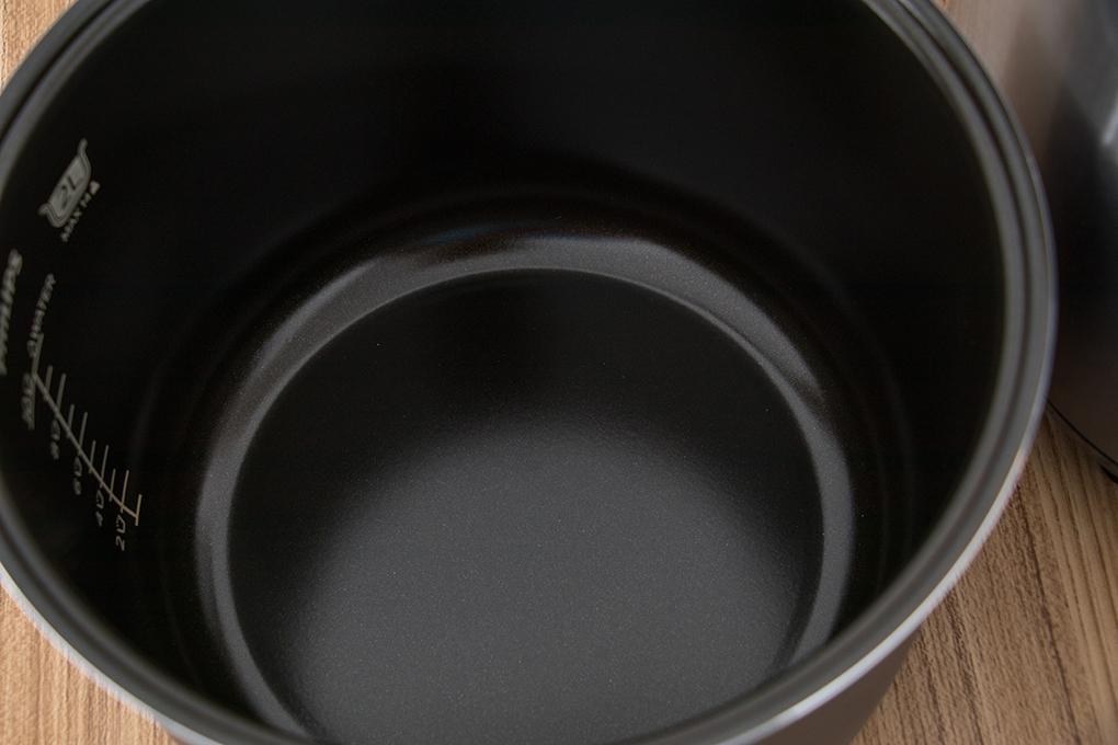 Nồi cơm điện Philips HD3128/66 màu bạc