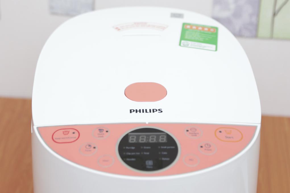 Nồi cơm điện tử  Phillips HD4515
