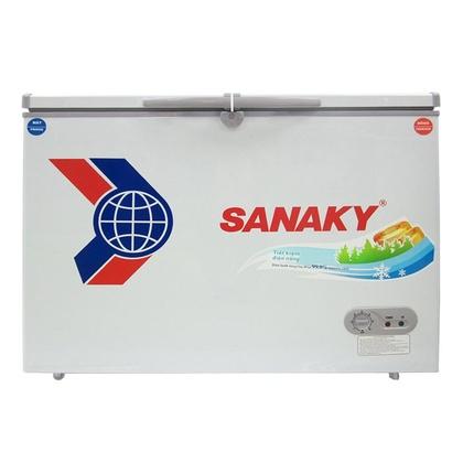 TỦ ĐÔNG SANAKY INVETER VH-3699W3 DÀN ĐỒNG LOẠI 2 NGĂN ĐÔNG/MÁT tồn tại
