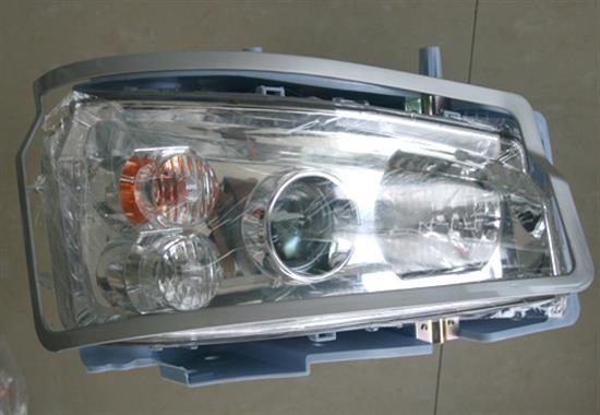Kết quả hình ảnh cho đèn pha Howo
