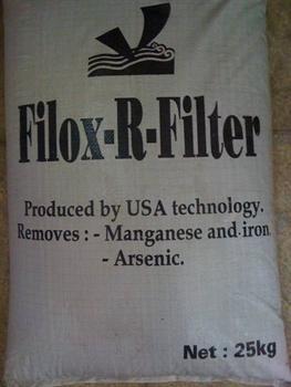 Hạt quặng Mangan Filox (VN)