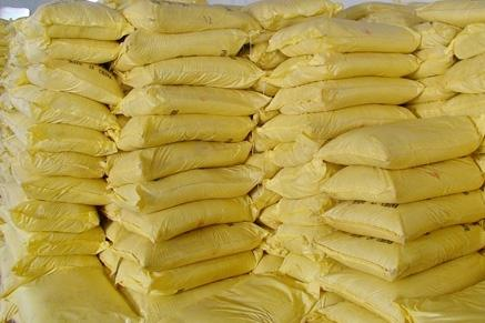 Hóa chất PAC vàng nghệ