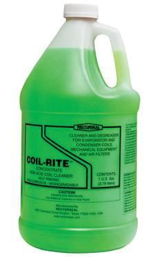 COILRITE Hóa chất tẩy rửa giàn điều hòa, Condenser