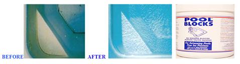 POOL BLOCKS Hóa chất diệt rêu, tảo dành cho bể bơi
