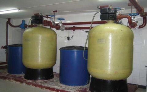 Nhận thiết kế, cung cấp, lắp đặt thiết bị làm mềm nước công nghiệp