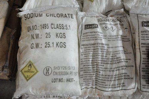Hóa chất Natri Clorat NaClO3