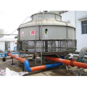 Nguyên nhân chính gây nghẹt các máng chia nước trên cooling tower