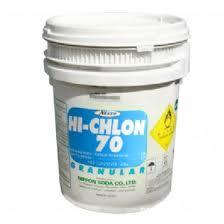 CHẤT KHỬ TRÙNG_CLORIN NIPON NHẬT (HI-CHLO 70)
