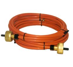 Trục mềm máy vệ sinh đường ống chiller