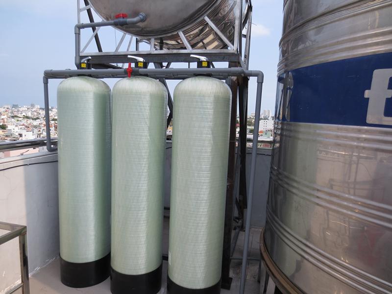 Phân biệt và cách xử lý nước nhiễm Amoni trong sinh hoạt