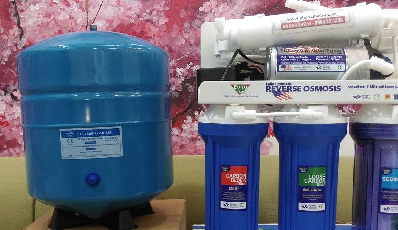 Máy lọc nước Ro gia đình 10L/h - 5 cấp lọc