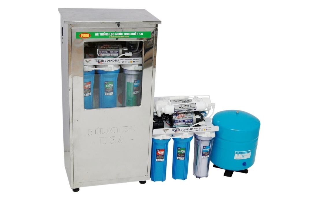 Máy lọc nước tinh khiết 10l/h - sản phẩm dành cho gia đình