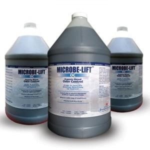 Men vi sinh xử lý mùi AQUACLEAN – MICROBE-LIFT /OC KHỬ MÙI
