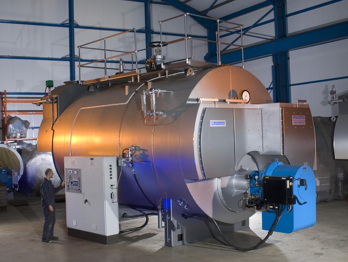 Tổng quan về boiler - nồi hơi - lò hơi