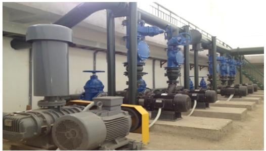 Dịch vụ xử lý nước cấp cho công nghiệp