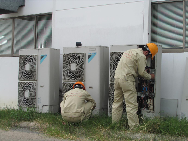 Dịch vụ bảo trì và kiểm tra máy lạnh công nghiệp