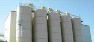 Bể chứa CST nhập khẩu sử dụng tấm thép phủ thuỷ tinh 238M3