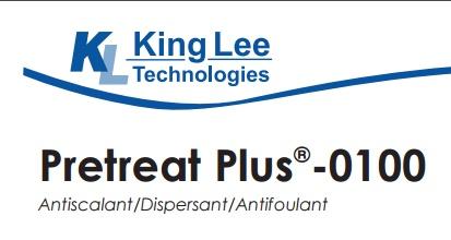 Hoá chất chống cáu cặn Kinglee - Pretreat Plus®-0100 (Cooling tower, Lò Hơi, Màng lọc RO) nhập khẩu