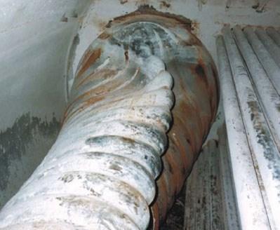 Cáu cặn trong lò hơi ảnh hưởng như thế nào nếu không tẩy rửa.
