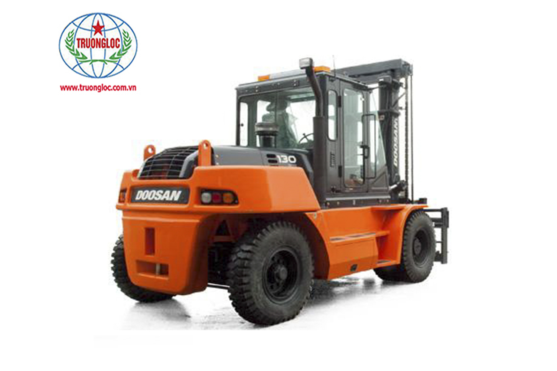 Doosan diesel forklift 13 tons