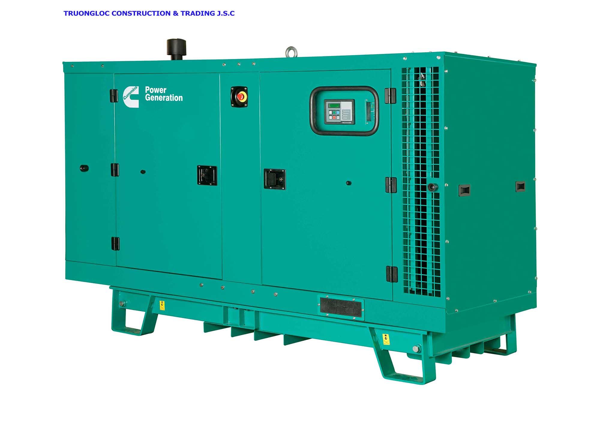 CUMMINS GENERATOR C110D5