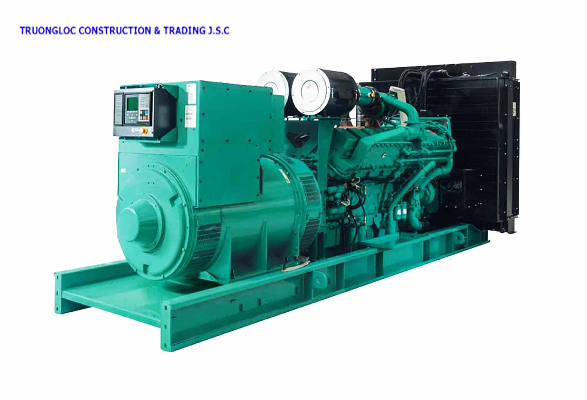 Cummins Generator C1400D5