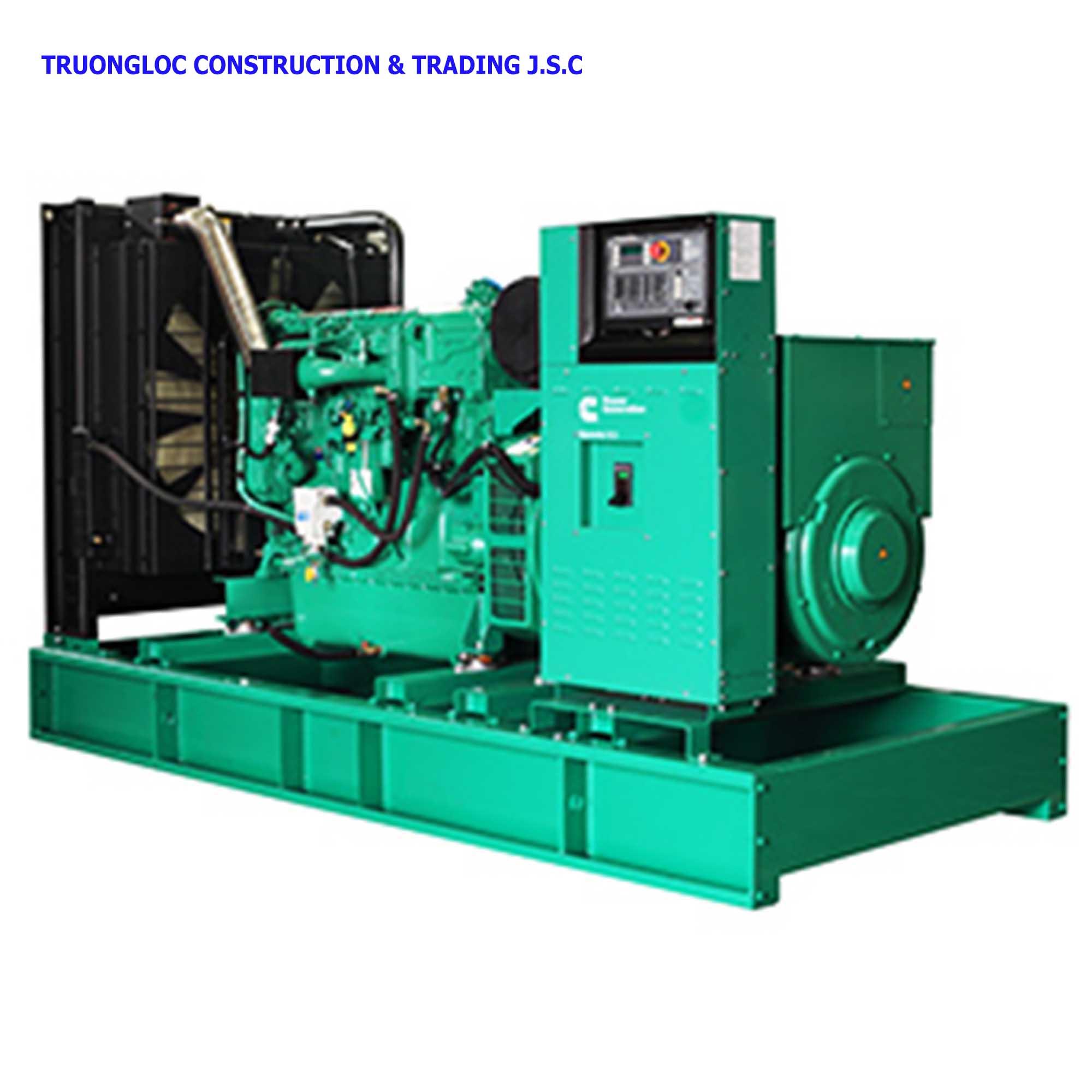 Cummins Generator C550D5E