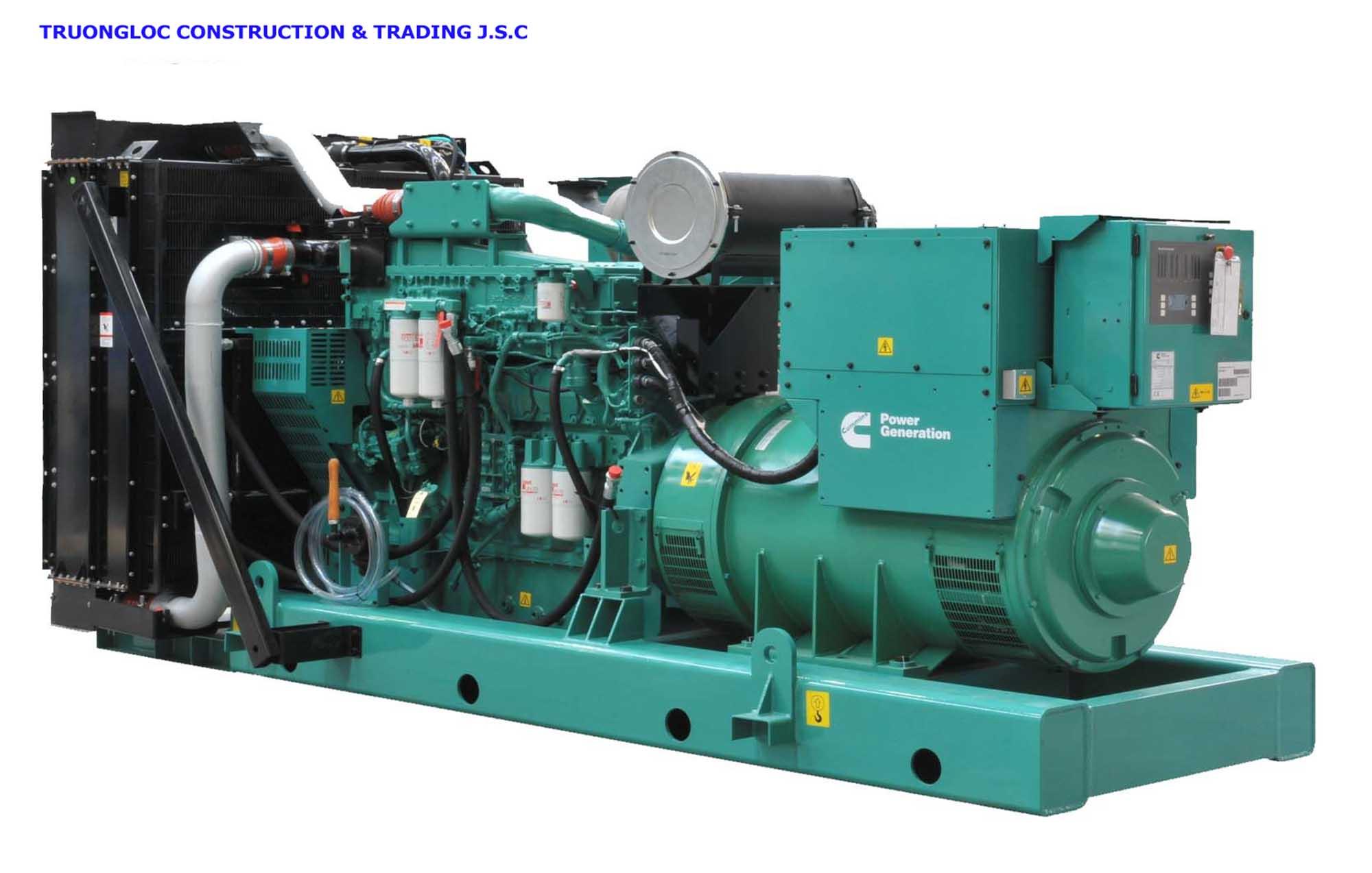 Cummins Generator C900D5