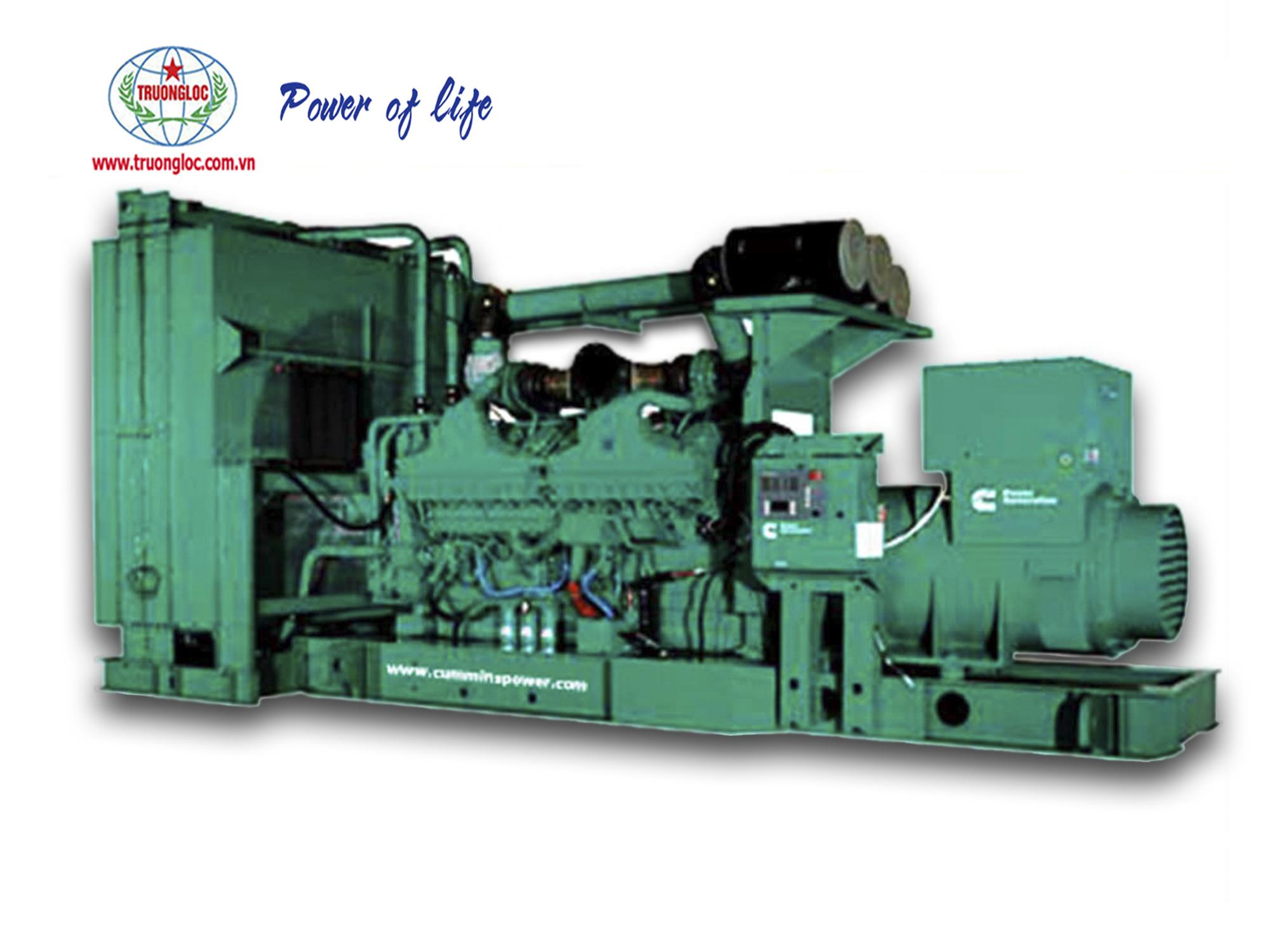 Cummins Generator C2250D5