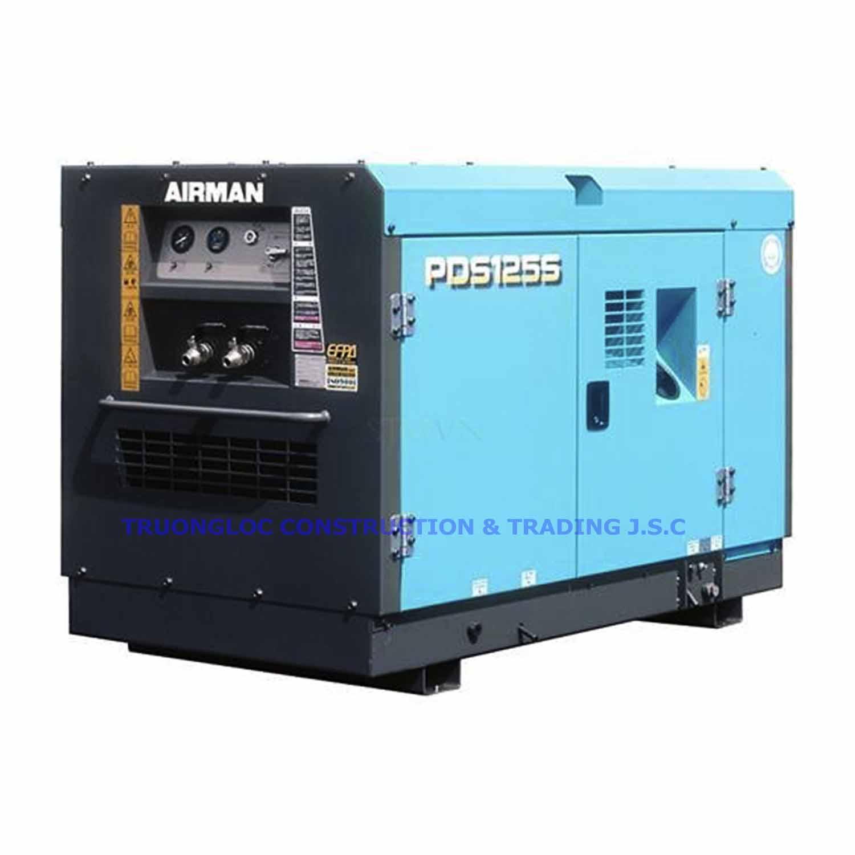 Compressors AIRMAN PDS 125s