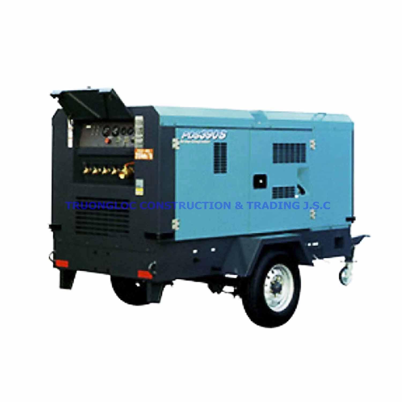 Compressors AIRMAN PDS 390S