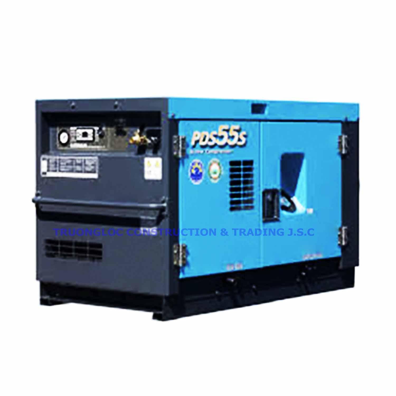 Compressors AIRMAN PDSG 55s