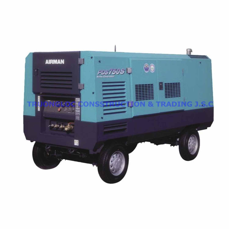 Compressors AIRMAN PDS 750S