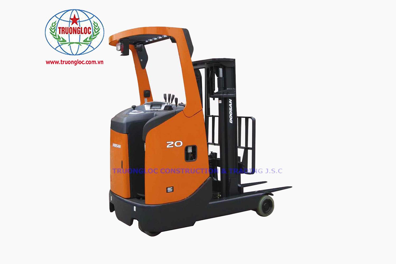 Doosan forklift electric 2 ton