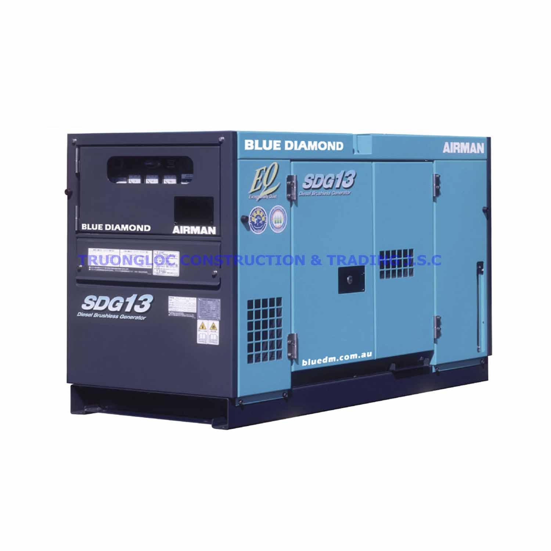 Compressors AIRMAN SDG13