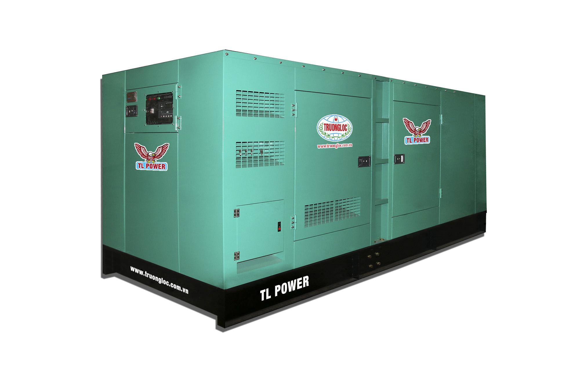 TLPOWER TW550-LS - DOOSAN ENGINE