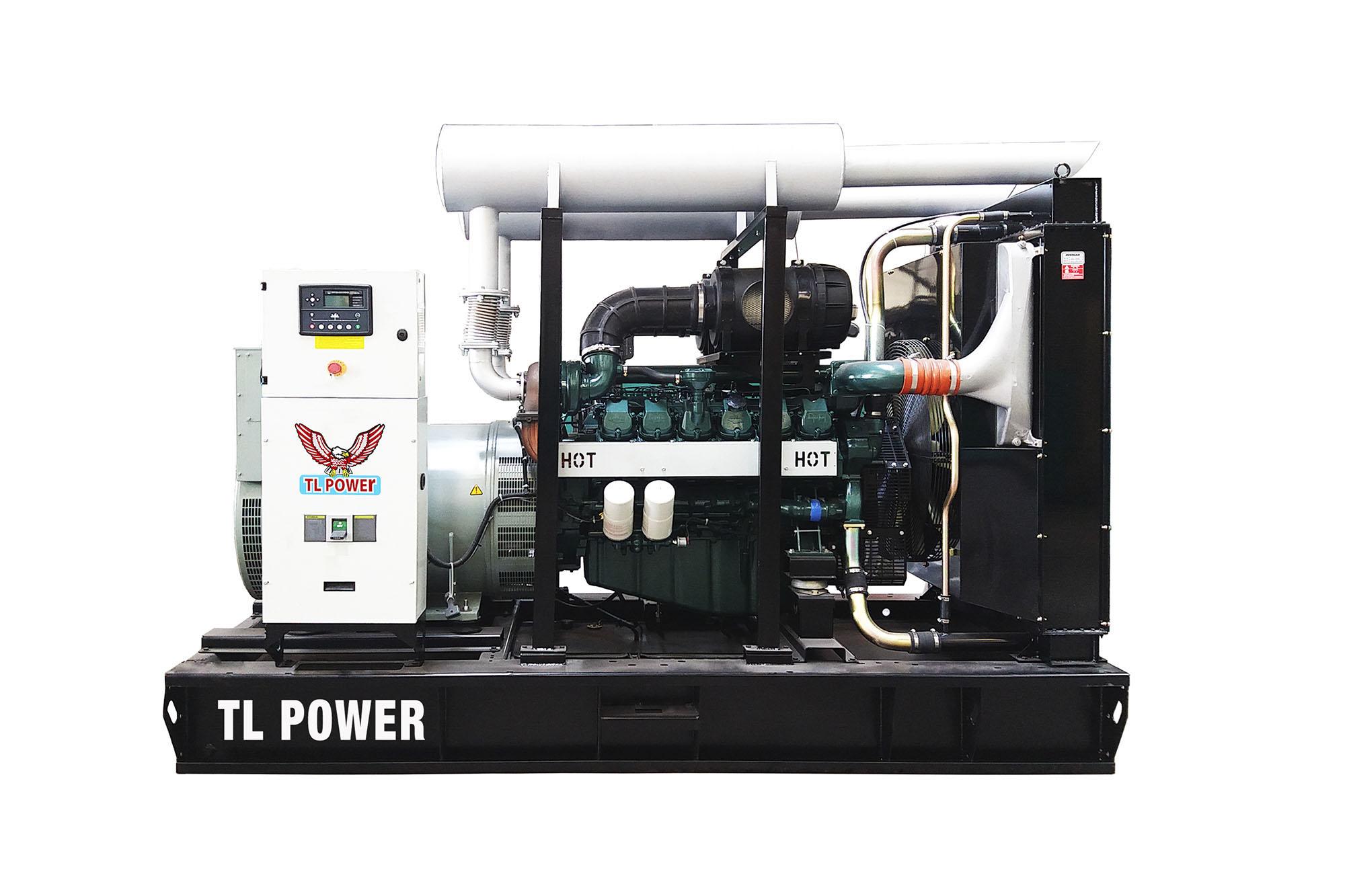 TLPOWER TW825-LS - DOOSAN ENGINE