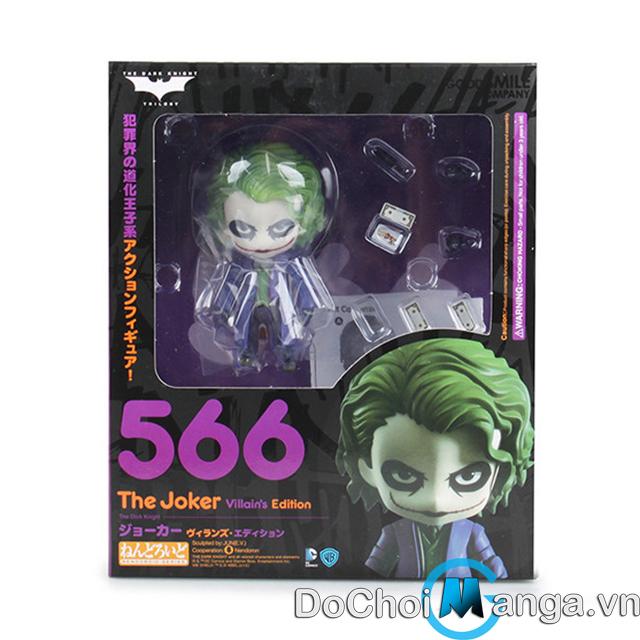 Mô Hình Nendoroid The Joker Villain's Edition