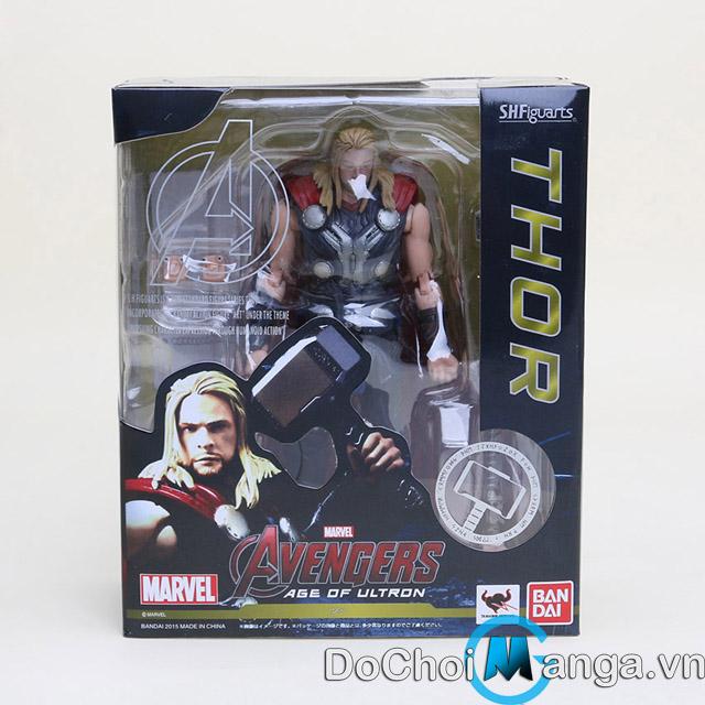 Mô Hình Figma Thor MS2