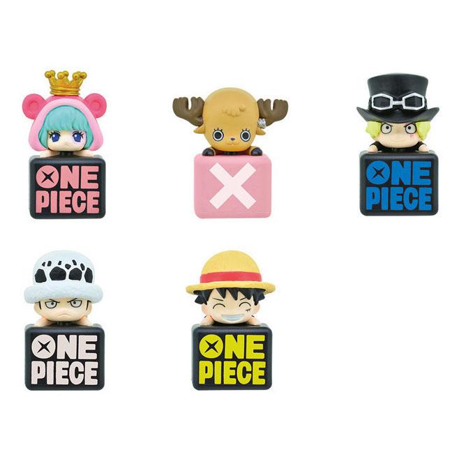 Mô Hình Và Jack Cắm Điện Thoại  One Piece
