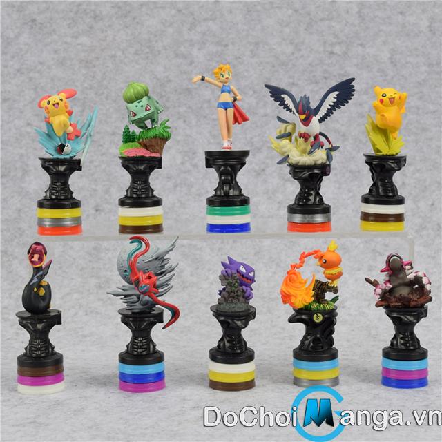 Bộ Mô Hình Pokemon MS 3