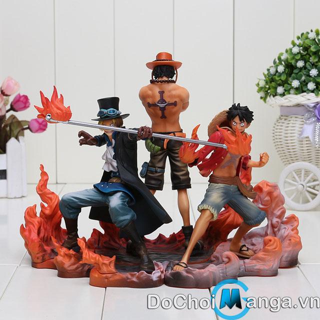 Bộ Mô Hình One Piece MS2