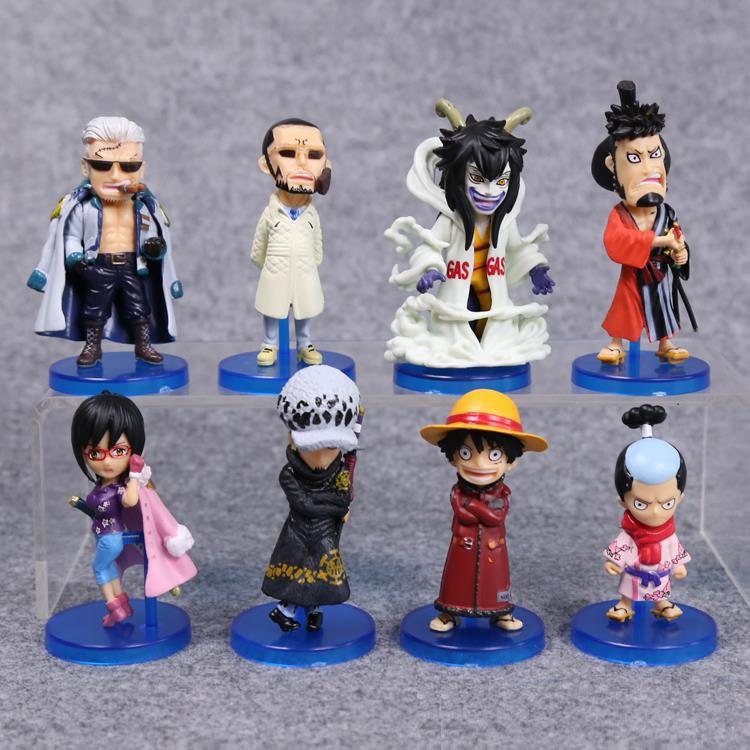 Mô Hình  One Piece MS21