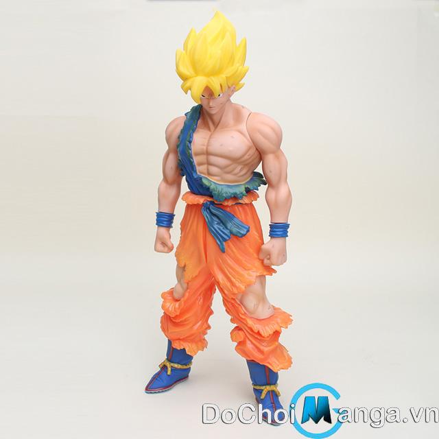 Mô Hình Songoku Super Saiyan - Dragon Ball MS 43