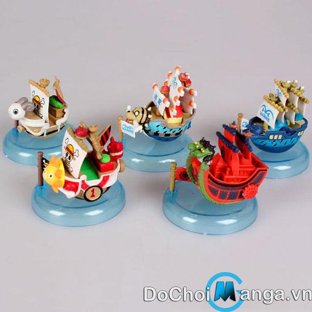 Bộ Mô Hình Tàu One Piece MS 30
