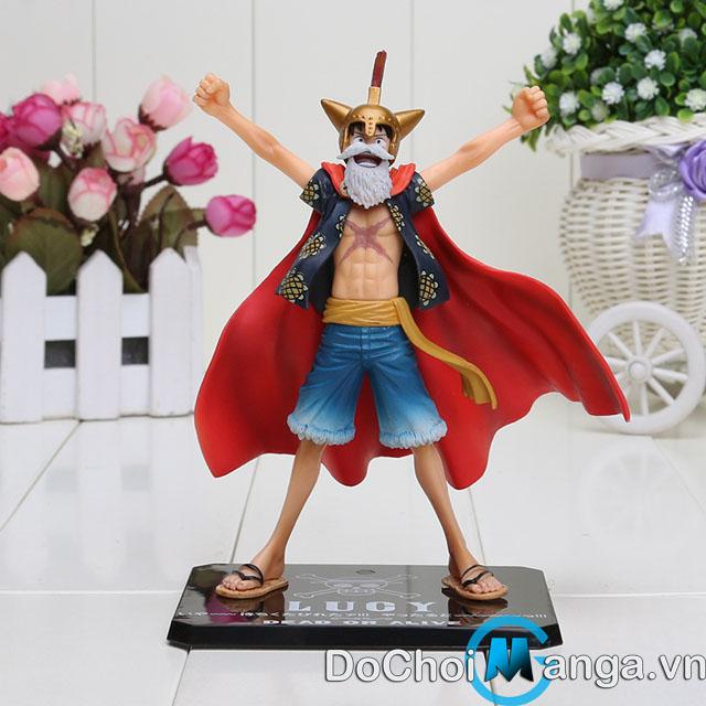Mô Hình Luffy Cosplay Luccy One Piece