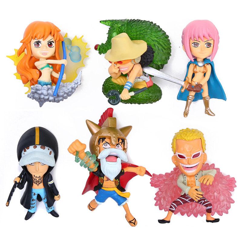 Mô Hình  One Piece MS25