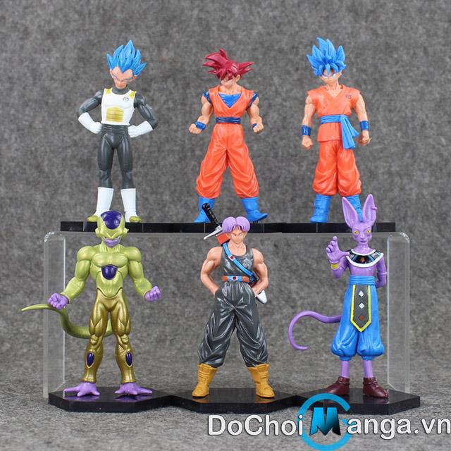 Bộ Mô Hình Dragon Ball MS 6