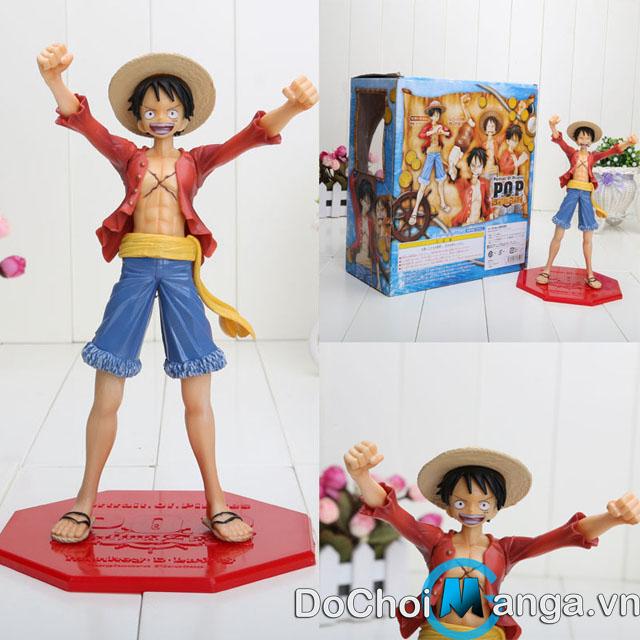 Mô Hình Luffy POP One Piece MS 10