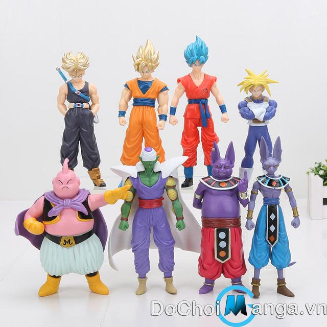 Bộ Mô Hình Dragon Ball MS 12